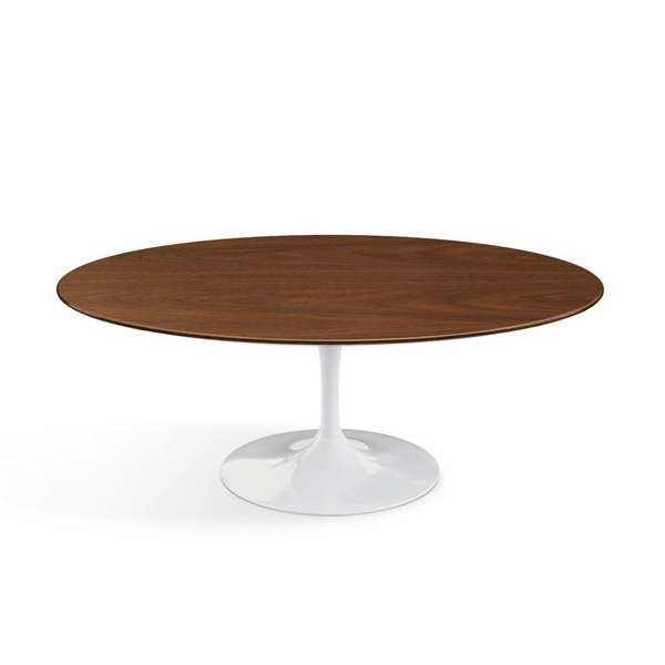 Knoll - Saarinen Coffee Table Oval - Lekker Home - 17