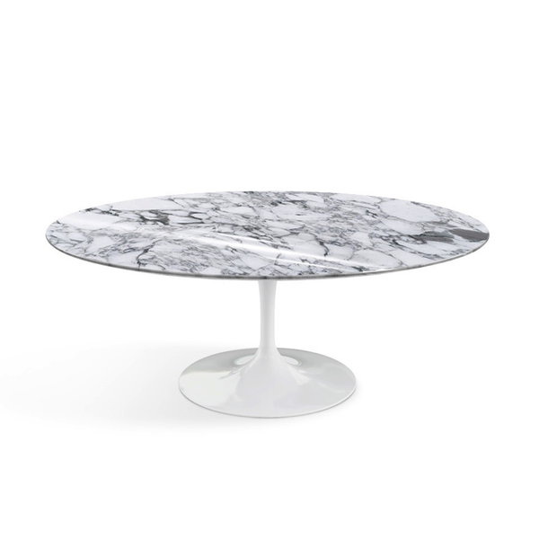 Knoll - Saarinen Coffee Table Oval - Lekker Home - 2