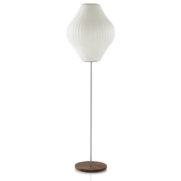 Herman Miller - Nelson™ Pear Lotus Floor Lamp - Lekker Home - 8