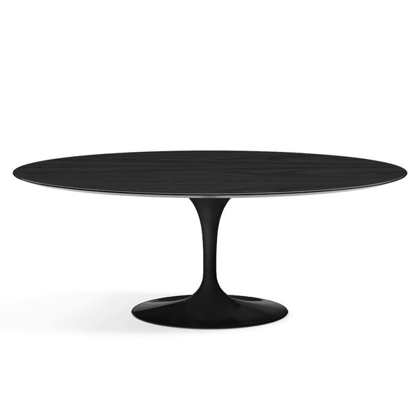 "Knoll - Saarinen Dining Table 78"" Oval - Lekker Home - 14"