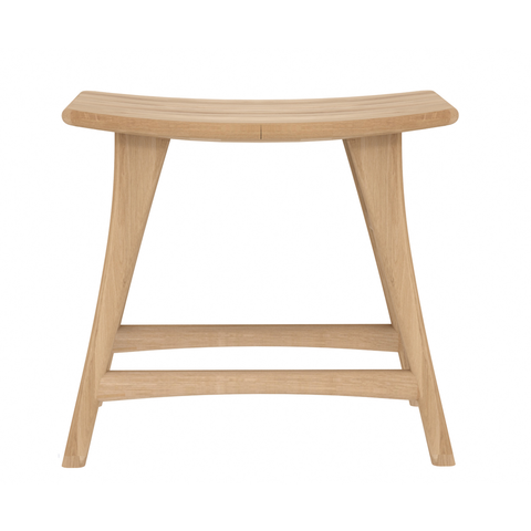 Ethnicraft NV - Osso Stool - White Oiled Oak / Dining - Lekker Home