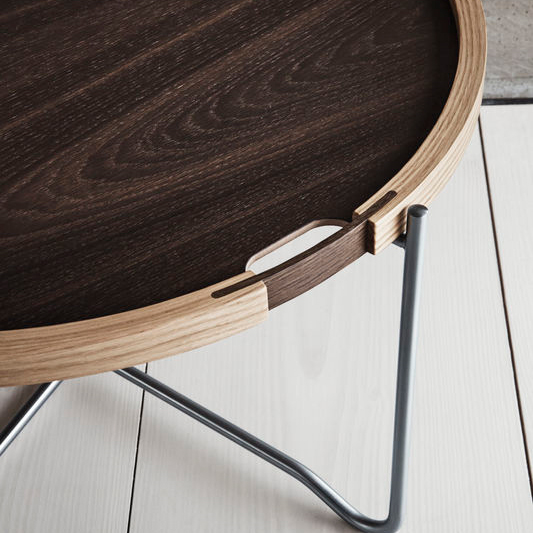 Carl Hansen - CH417 Tray Table - Lekker Home - 3
