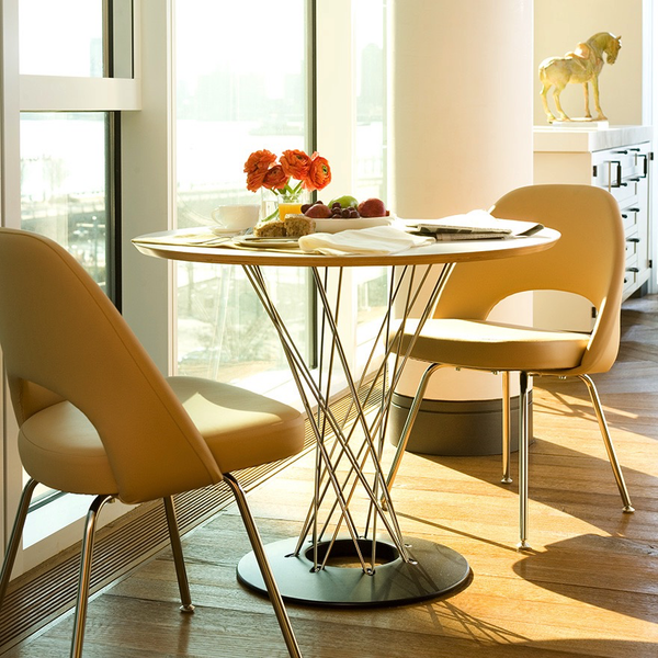 Knoll - Cyclone™ Dining Table - Lekker Home - 3