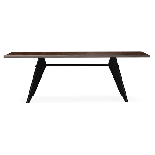Vitra - EM Table - Wood - Lekker Home - 15
