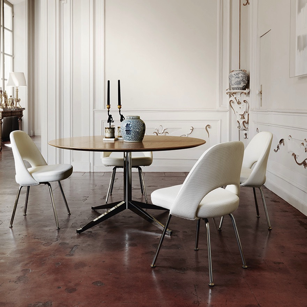 ... Knoll   Florence Knoll Table Desk Round   Lekker Home   5 ...