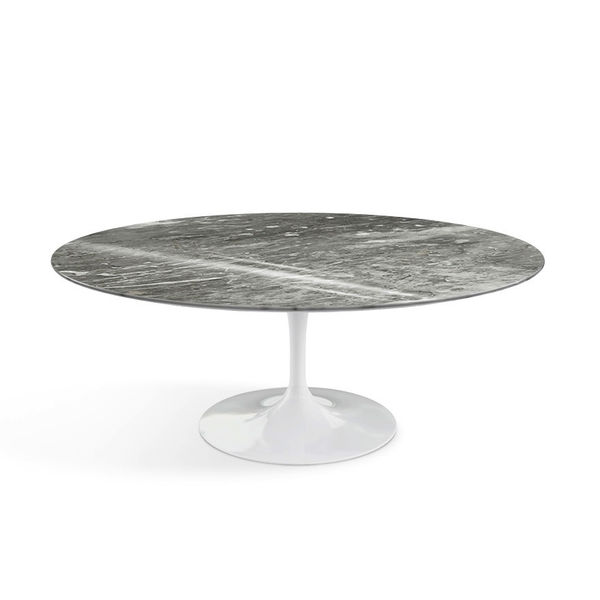 Knoll - Saarinen Coffee Table Oval - Lekker Home - 7