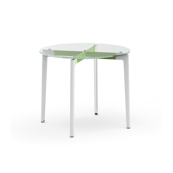 "Knoll - Stromborg Table Round 36"" - Lekker Home - 9"