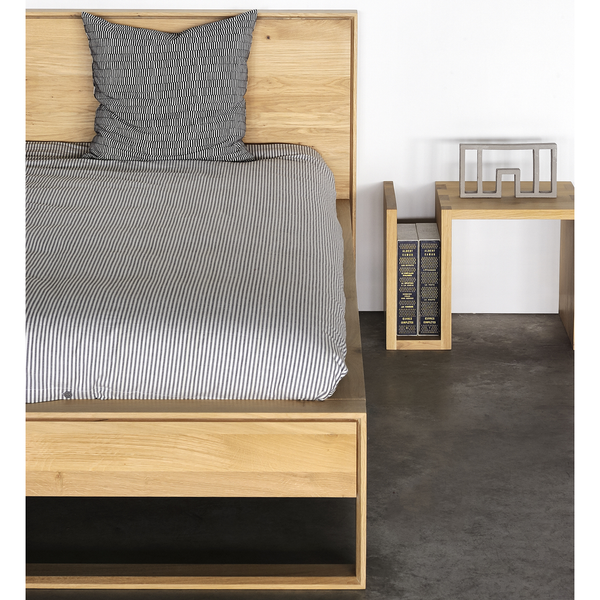 Ethnicraft NV - Nordic II Bed - Lekker Home