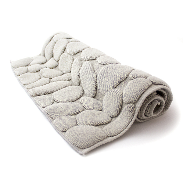 Yoshii Towel - Bath Mat Pebbles - Lekker Home - 1