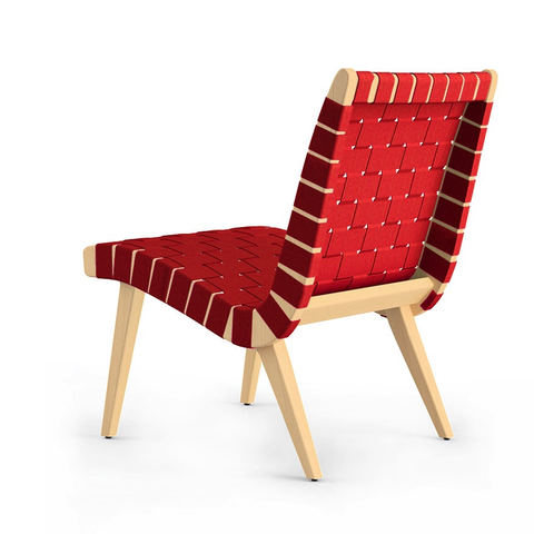 Knoll - Risom Armless Lounge Chair - Lekker Home - 1