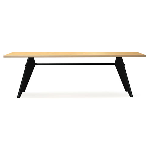 Vitra - EM Table - Wood - Lekker Home - 8