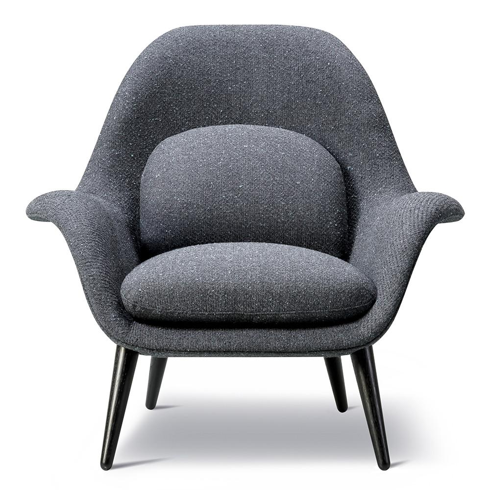 Swoon Lounge Chair By Fredericia Lekker Home