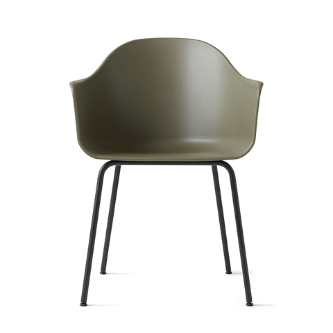 Menu A/S - Harbour Chair - Green / Black Steel - Lekker Home