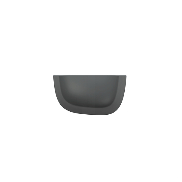 Vitra - Corniches - Dark Grey / Small - Lekker Home