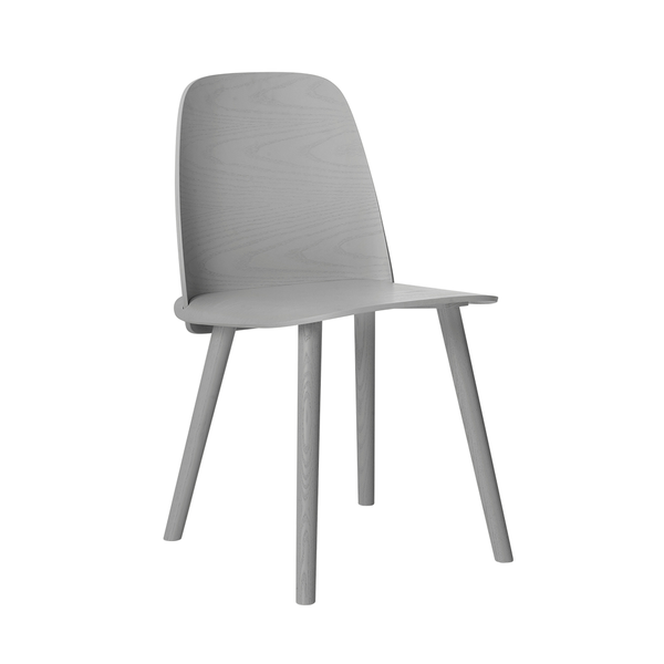 Muuto - Nerd Chair - Lekker Home