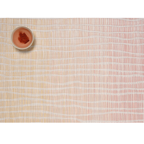 Chilewich - Float Placemat - Guava / Rectangle - Lekker Home