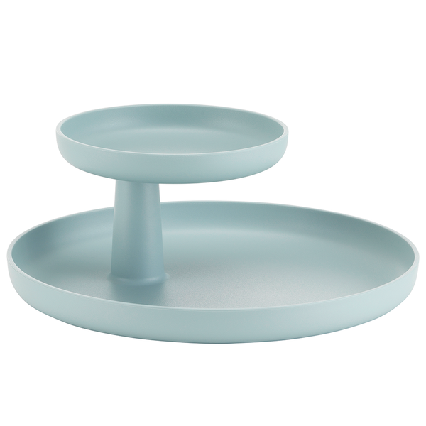Vitra - Rotary Tray - Ice Grey / One Size - Lekker Home
