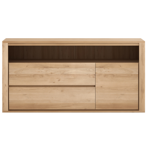 Ethnicraft NV - Shadow Chest of Drawers - Lekker Home