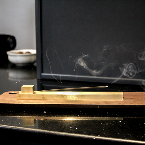 Marmol Radziner - Incense Burner - - Lekker Home
