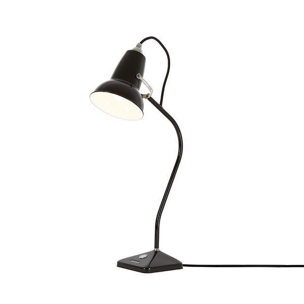 Anglepoise - Original 1227™ Mini Table Lamp - Jet Black / One Size - Lekker Home