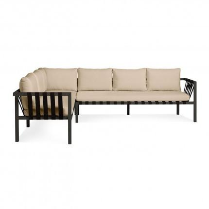 Blu Dot - Jibe Outdoor XL Sectional Sofa - Lekker Home - 2