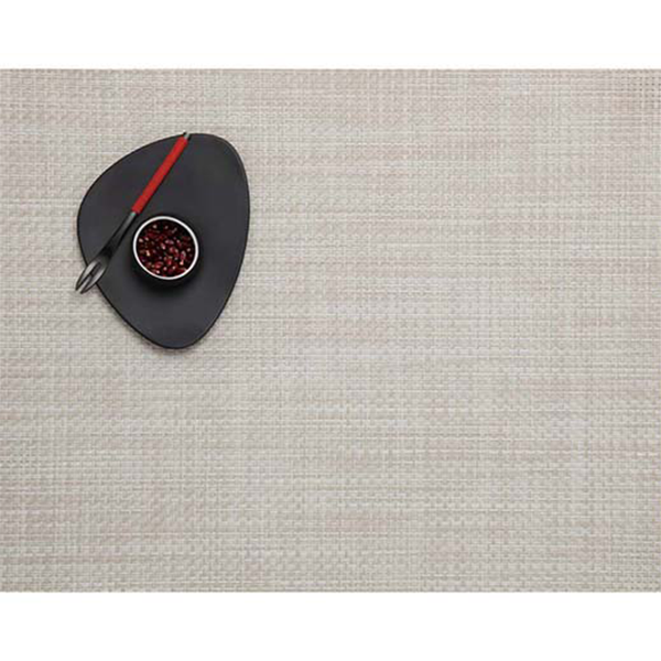 Chilewich - Basketweave Placemat - Khaki / Rectangle - Lekker Home