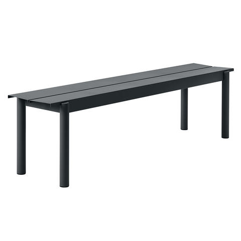Muuto - Linear Steel Bench - Lekker Home