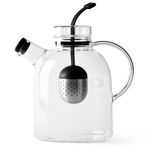 Menu A/S - Glass Kettle Teapot - Small / Teapot - Lekker Home