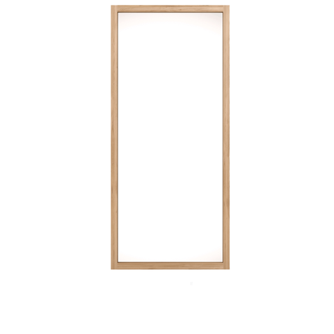 Ethnicraft NV - Light Frame Mirror - Lekker Home