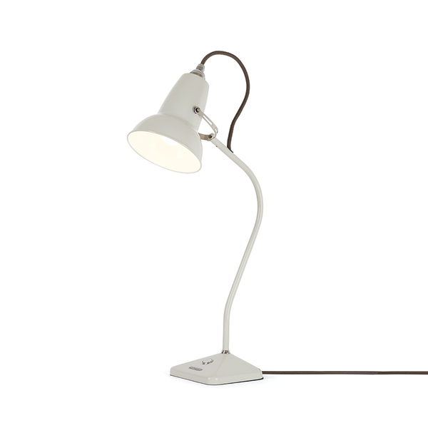 Anglepoise - Original 1227™ Mini Table Lamp - Linen White / One Size - Lekker Home