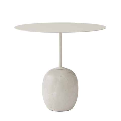 &Tradition - Lato Side Table - Lekker Home