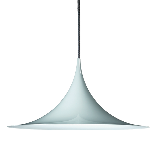 GUBI - Semi Pendant - Dusty Blue Glossy / Medium - Lekker Home