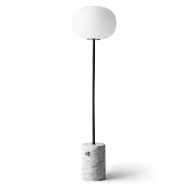 Menu A/S - JWDA Floor Lamp - White Marble / One Size - Lekker Home