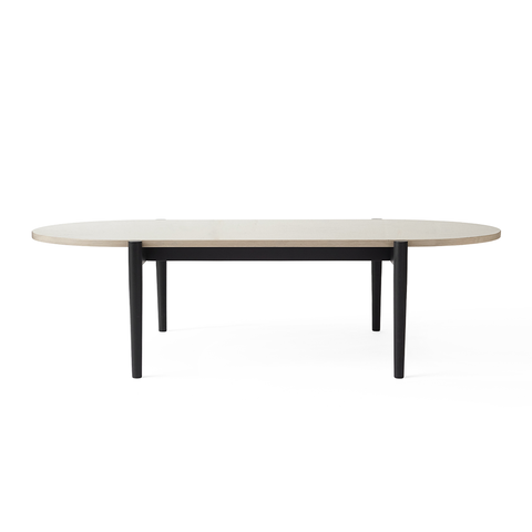 Menu A/S - Septembre Coffee Table - Black Ash / One Size - Lekker Home