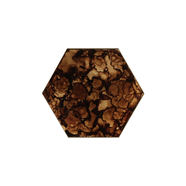Ethnicraft NV - Mini Hexagonal Tray - Lekker Home