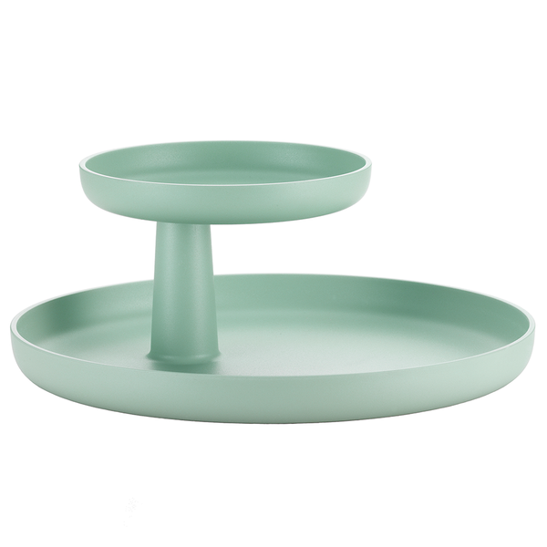 Vitra - Rotary Tray - Mint Green / One Size - Lekker Home