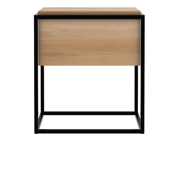 Ethnicraft NV - Monolit Nightstand - Lekker Home