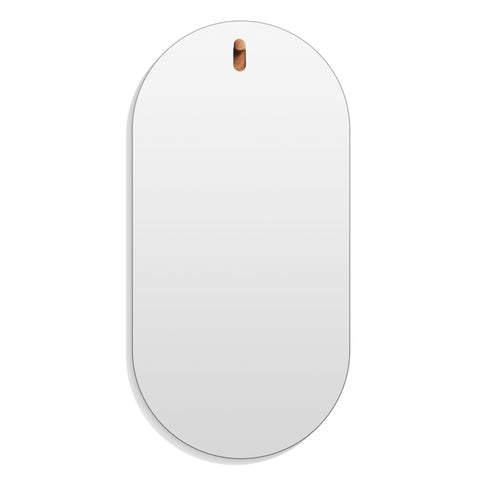 Blu Dot - Hang 1 Capsule Mirror - Lekker Home