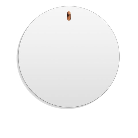Blu Dot - Hang 1 Round Mirror - Lekker Home
