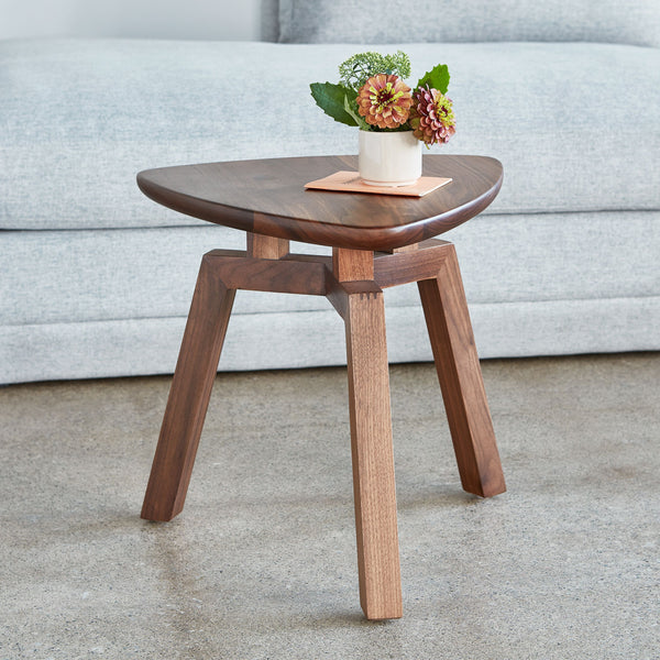 Gus Modern - Solana Triangular End Table - Lekker Home