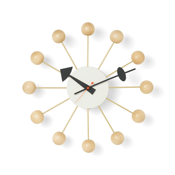Vitra - Nelson™ Ball Clock - Lekker Home