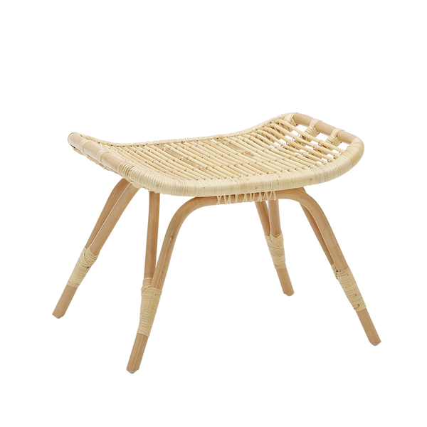 Sika Design - Monet Footstool - Natural / One Size - Lekker Home