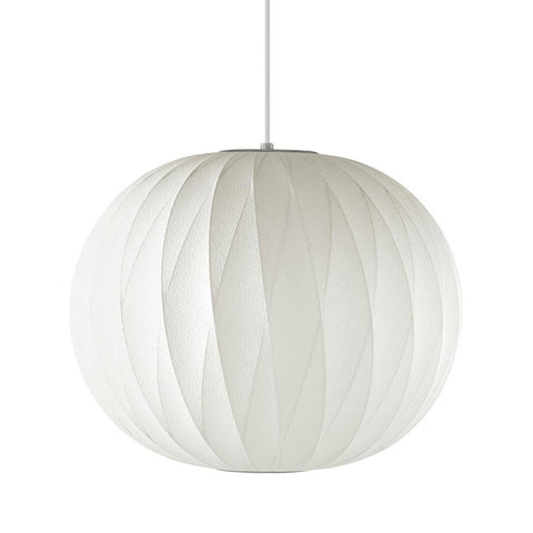 Herman Miller - Nelson™ Ball Crisscross Bubble Pendant - Lekker Home