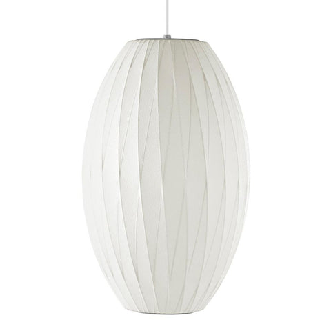 Herman Miller - Nelson™ Cigar Crisscross Bubble Pendant - Lekker Home