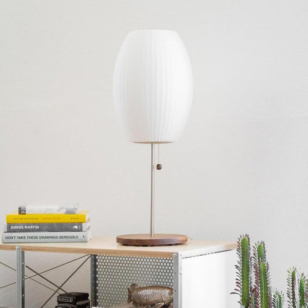Nelson™ Cigar Lotus Table Lamp by Herman Miller | Lekker Home