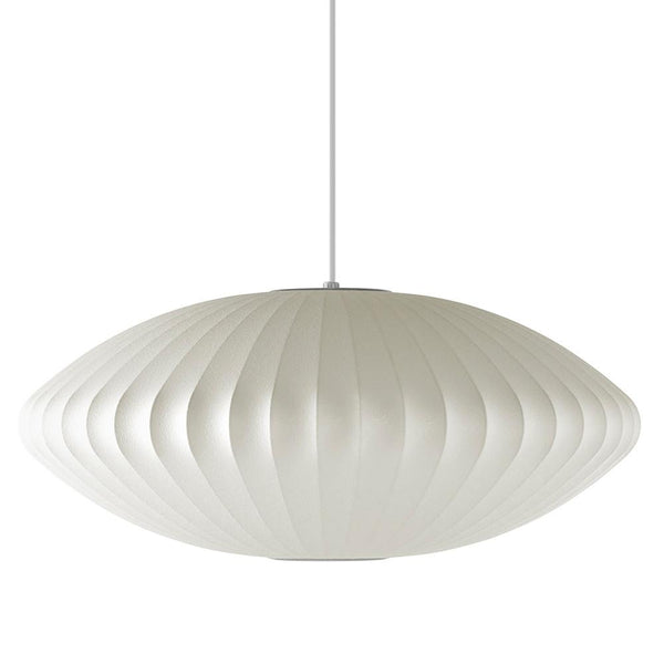 Nelson saucer bubble pendant by herman miller lekker home nelson saucer bubble pendant mozeypictures Gallery