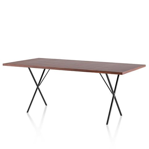 Herman Miller - Nelson™ X-Leg Table - Lekker Home