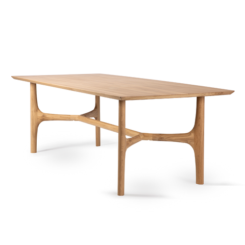 "Ethnicraft NV - Nexus Dining Table - One color / 91"" - Lekker Home"