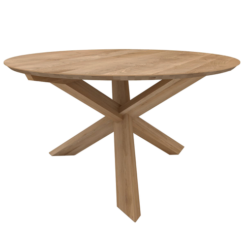 Ethnicraft NV - Circle Dining Table - Lekker Home