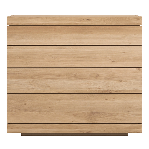 Ethnicraft NV - Burger Chest of Drawers - Lekker Home